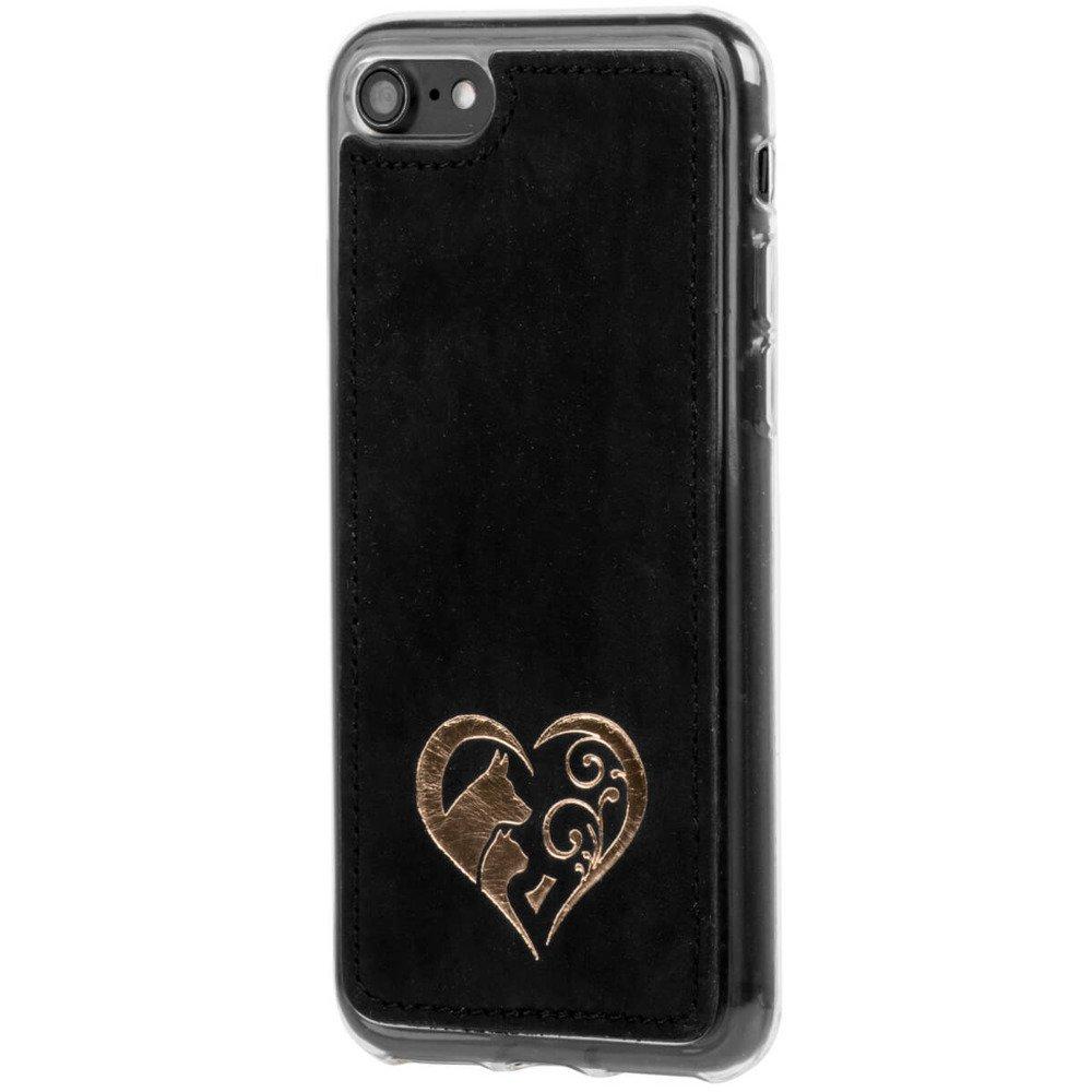 Back case - Nubuck Black - Animal love