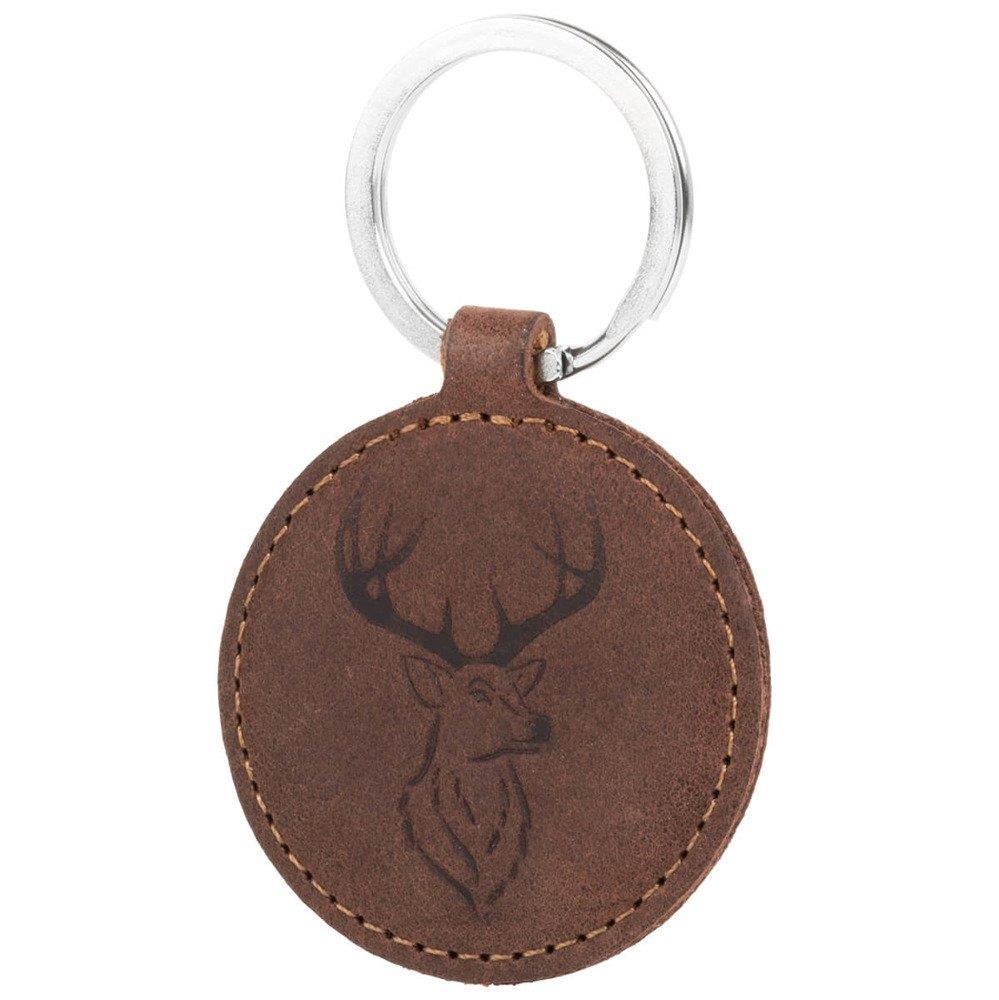 Belt case - Nut brown - Deer