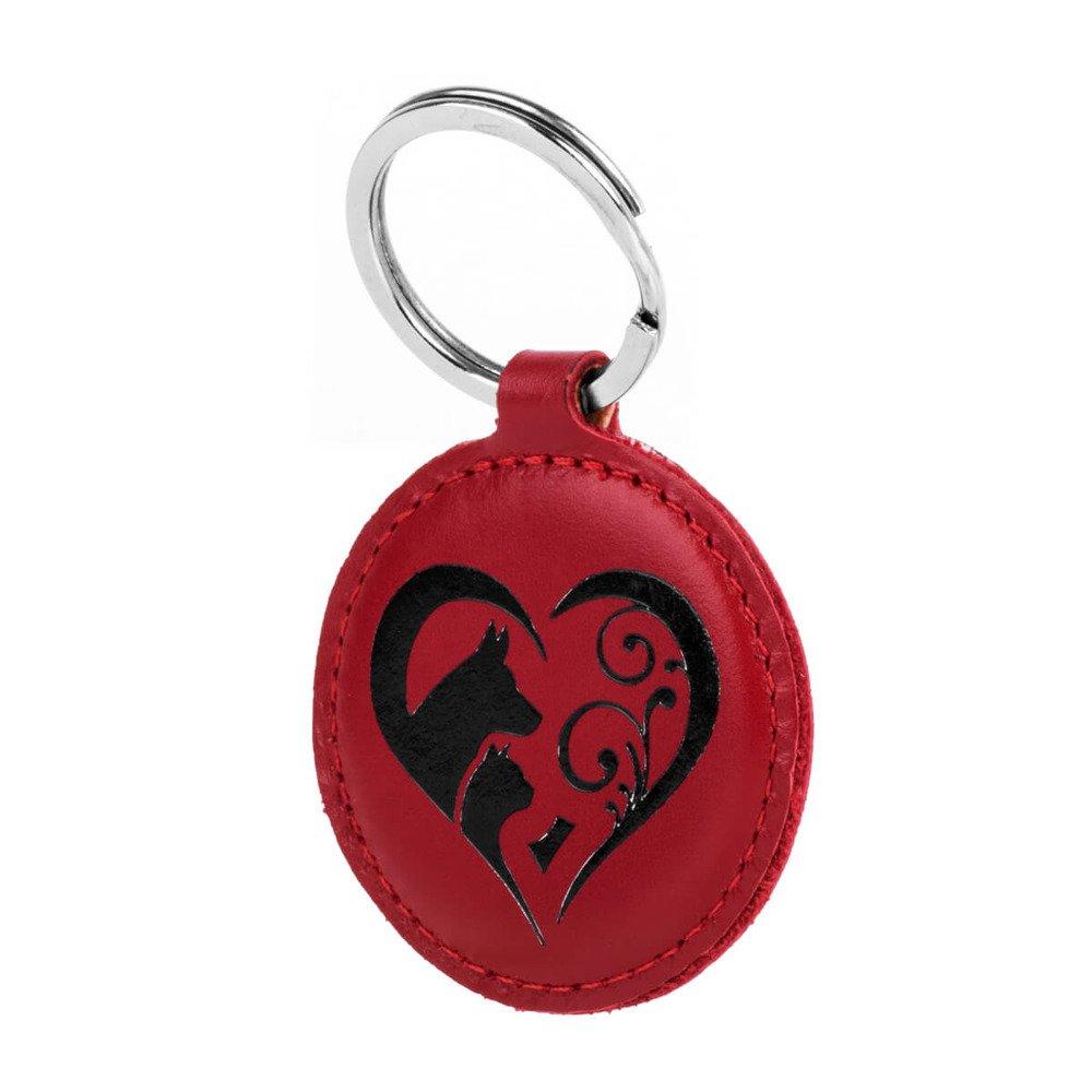 Surazo® Back case phone case Costa - Red - Animal love