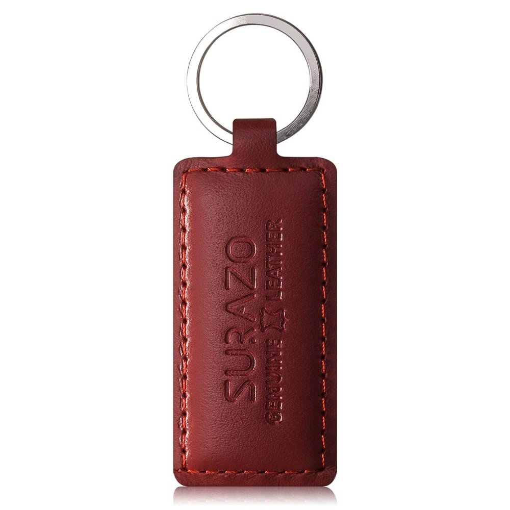 Surazo® Smart Magnet RFID case - Costa Red - Flowers
