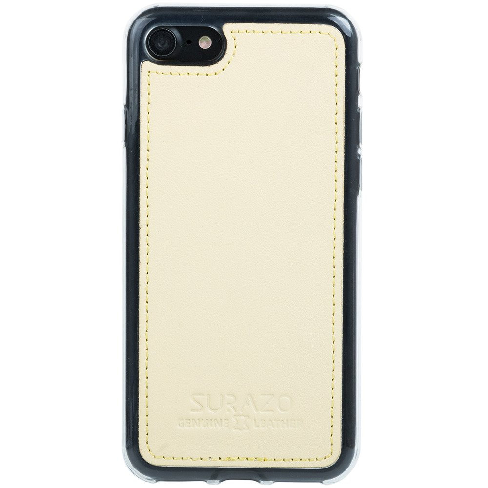 Back case - Pastell Gelb
