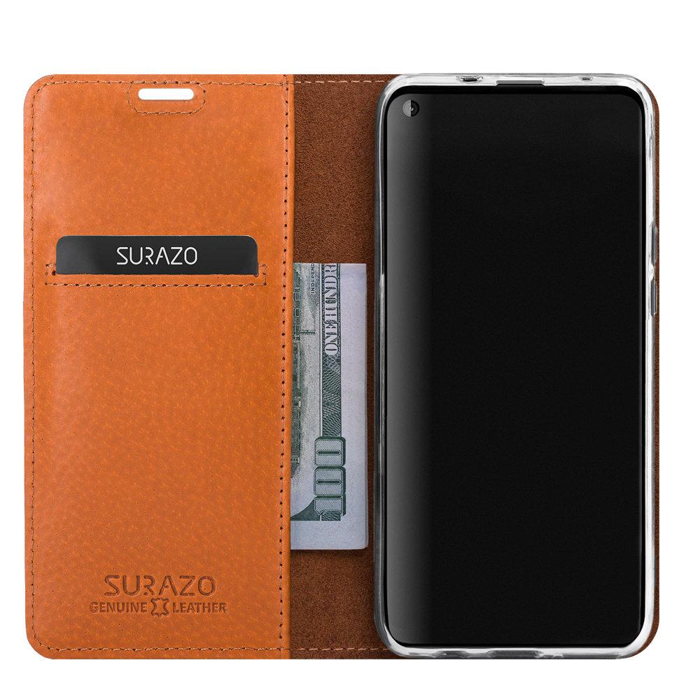 Smart magnet RFID - Nubuk Burgund