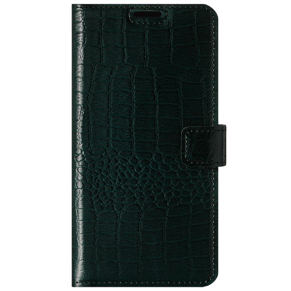 Surazo® Wallet Handy Lederhülle Cayme - Grün
