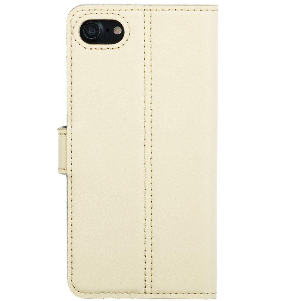 Surazo® Wallet Handy Lederhülle Pastel - Gelb