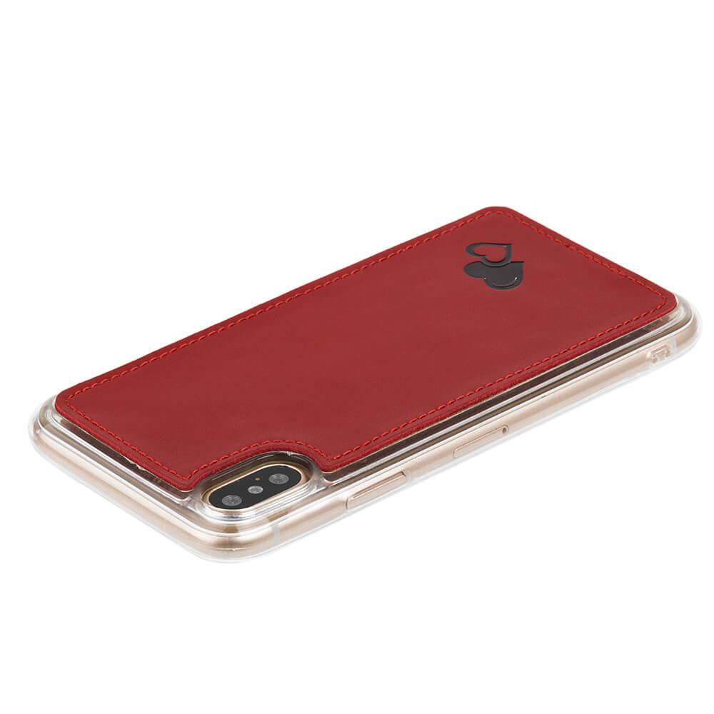 Back case - Costa Czerwony - Czarne Serca